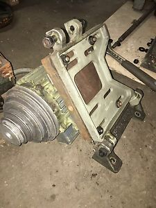 10 Clausing 4904 Motor And Mount
