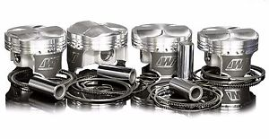 Wiseco 86mm 9 2 1 Pistons For 2007 09 Pontiac Solstice Gxp Lnf