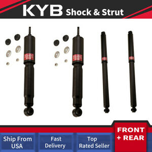 4x Kyb Front Rear Shocks And Struts For 1990 1997 Ford Ranger 4wd