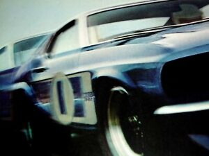 Vintage Auto Ads lot Of 200 1965 1971 Shelby Gt 350 500 cobra mustang mach 1