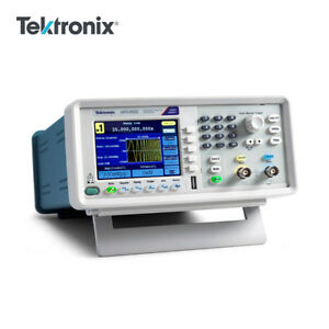 1pc New Tektronix Afg1022 25mhz Dual Channel Arbitrary Function Signal Generato