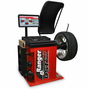 Ranger Dst64t Wheel Balancer 3 D Quick Touch Automatic Wheel Datawand Entry