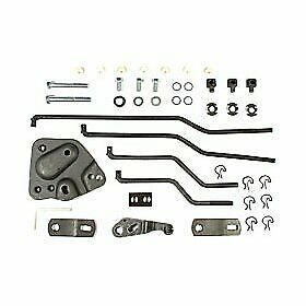 Hurst Shifter Installation Kit New Chevy Chevrolet Corvette 1969 1979 3738611