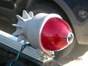 Bomb Ratrod Custom Hot Rod Old School Vintage Tail Brake Lights Gasser Bobber