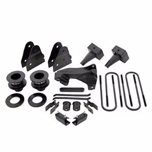 Fits 11 16 Ford Diesel 350 4wd Dually Readylift 3 5 3 Sst Stage 4 Lift Kit