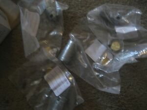 New Medeco T Handle High Security Padlock Cylinder Kits 96 0357t 26 67s Lot 4