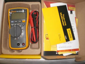 1pcs Fluke 116c Multimeter Temperature Microamps Hvac Brand New