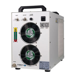 S a Cw 5000 Industry Water Chiller Cool For 80w 100w Laser Tube 2 Years Warranty