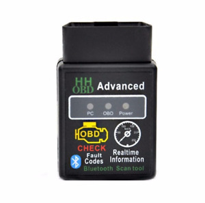 L K Hhobd Advanced Elm327 Bluetooth Obd2 V2 1 Check Fault Code Erase Trouble