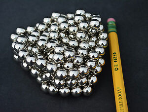 100 Strong Magnets Spheres Balls 9mm 3 8 Neodymium Us Seller