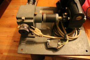 Vintage Bodine Electric Company Speed Reducer Motor