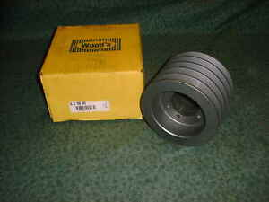 New Woods 5 Groove V Belt Pulley 5 2 5b Sd 5 1 2 Od 33207