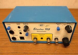 World Precision Instruments 705 a Electrometer