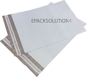 1000 Poly Mailers 7 5x10 5 Self Sealing Shipping Envelopes Bags Eps Brand 2 4mil