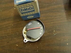 Nos Oem Ford 1963 Mercury Meteor Dash Amp Gauge Charge Indicator