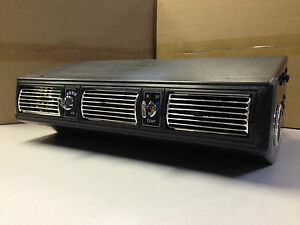 Underdash Universal Evaporator A C Car Or Truck Black Model 450 100b
