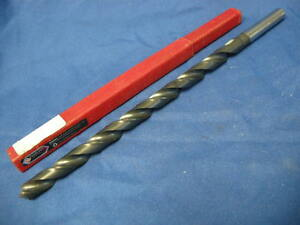 New Cleveland Twist Drill 17 32 422772 Extra Length