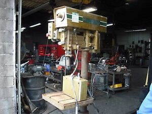 Powermatic Model 1200 Drill Press 3ph Variable Speed
