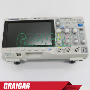 Siglent Sds1102x Oscilloscopes 2 Channels Bandwidth 100 Mhz Record Length 14 Mpt
