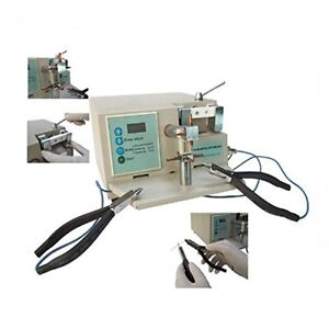 Spot Welder Welding Bracket Arch Wire Forming Dental Machine Hl wdiii 110 220v