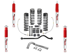 Rancho 3 3 5 Progressive Sport System Lift Kit For Jeep Wrangler Jk
