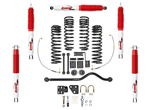 Rancho 3 3 5 Progressive Sport Suspension Lift Kit For Jeep Wrangler Jk jku