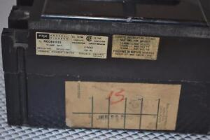 One Used Federal Pioneer Circuit Breaker Neg631015