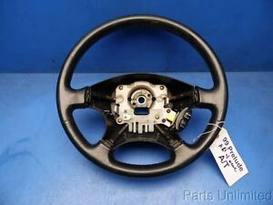 97 01 Honda Prelude Oem Steering Wheel W Cruise Control Switches A Lot Of Wear