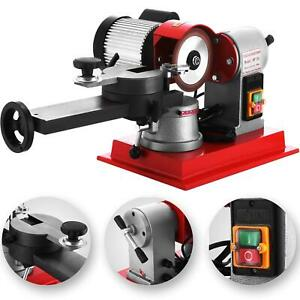 370w Saw Blade Grinder Sharpener Machine Carbide 110v Round Copper Core Popular