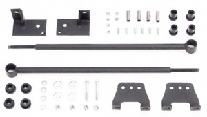 Tuff Country 30997 Rear Traction Bars For 94 01 Dodge Ram 1500 2500 3500 4wd