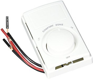 Marley Double Line Break Line Voltage Wall Thermostat 50 80 Degree