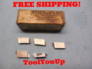 5pcs New Tool Flo Altf 3 L C2 Inserts Cnc Tooling Machine Shop Tools