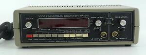 Global Specialties 5001 Universal Counter Timer Tested