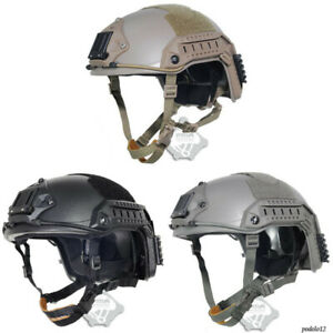 FMA maritime Tactical Protective Helmet ABS For Airsoft Paintball TB836 BKDEFG