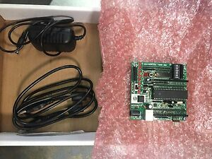 Mint Mde 8051 Usb Microcontroller Trainer Board Maxim Micro Digital W Ac Adapter