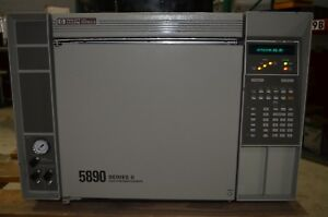 Hp 5890a Series Ii Gas Chromatograph As is