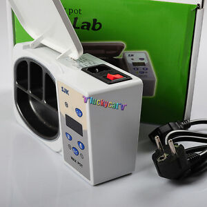 Dental 4 well Wax Heater Dipping Pot Portable Analog Heater Led Display