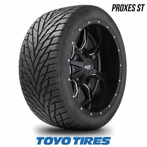 2 New Tire s 245 70r16 Toyo Proxes St 107v 420aa 245 70 16 2457016