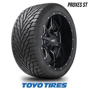 4 New Tire S 245 70r16 Toyo Proxes St 107v 420aa 245 70 16 2457016