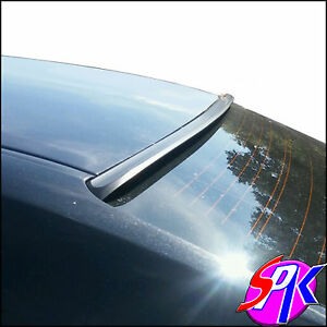 Spk 244r Fits Toyota Corolla 2003 2008 Polyurethane Rear Roof Window Spoiler