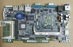 1pc Used Edn Ebn lx800 Industrial Embedded Motherboard