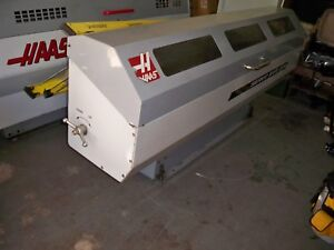Now 2 Used Haas Servo 300 Bar Loader 2006 Serial Number 91788 Mfg 3 2006
