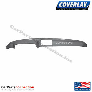 Coverlay Dash Board Cover Light Gray 20 924 Lgr For Porsche 924 Front Upper