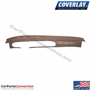 Coverlay Dash Board Cover Medium Brown 20 944 Mbr For Porsche 944 Front Upper