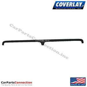 Coverlay Dash Board Cover Black 12 103 Blk For Bronco Front Left Right