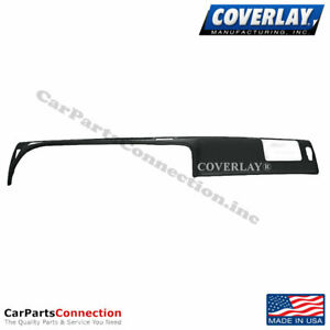 Coverlay Dash Board Cover Black 12 307 Blk For Thunderbird Front Upper