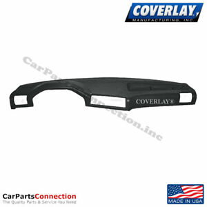 Coverlay Dash Board Cover Black 21 325ll Blk For Bmw Euro 3 Series