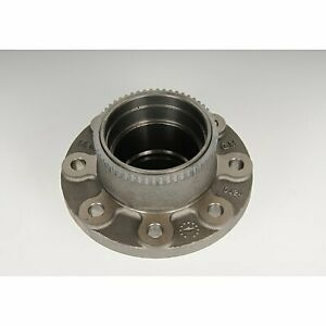 Ac Delco Wheel Hub Rear Driver Or Passenger Side New For Chevy Rw20 110