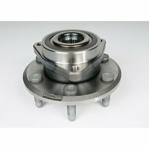 Ac Delco Wheel Hub Front Or Rear Driver Passenger Side New For Chevy Rh Fw331