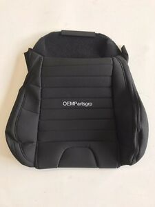 Ford Dr3z 6362901 bb Genuine Oem Mustang Seat Cushion Cover 2013 2014 New